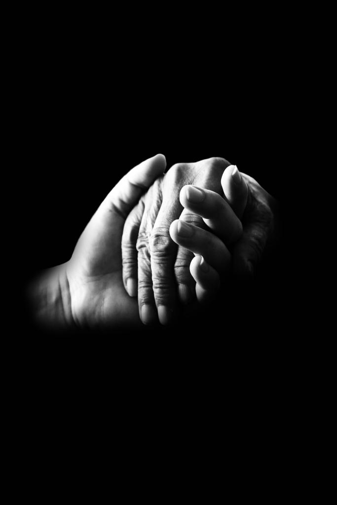 hands-compassion