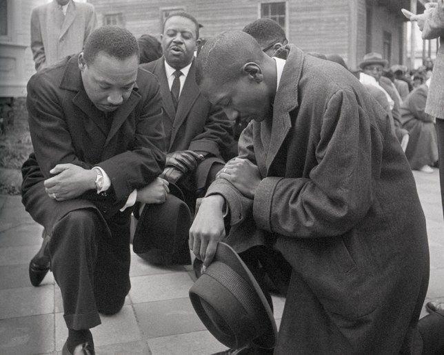 Kneeling Grace