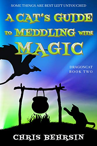 A Cat's Guide to Meddling with Magic (Dragoncat #2)